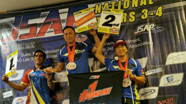 生駒 淳の海外レース参戦記#08│2019 PHILIPPINE NATIONAL JET SKI RACE